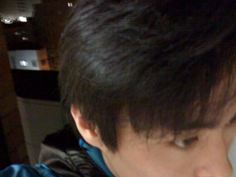 第35歩目 髪を切る